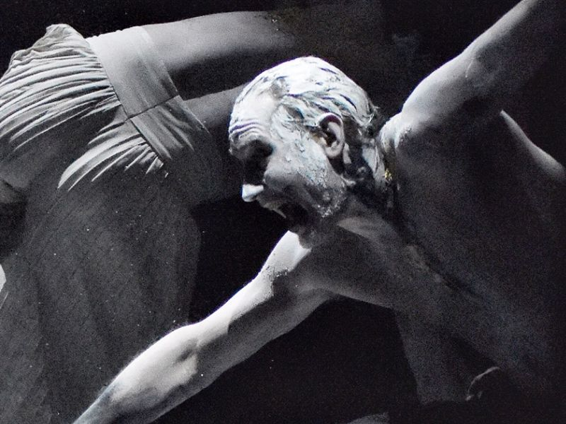 The Gods´dance. Apollon and Dionysos. Orpheus. Thalia Theater. Hamburg.