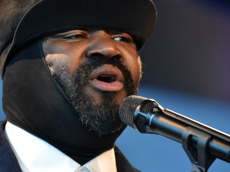 """Take me to Harlem"". Gregory Porter and band bei movimentos 2018. Wolfsburg."